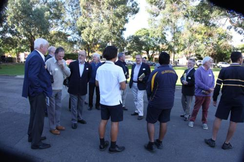 2018 ATHS Centenary - GIHS Tour