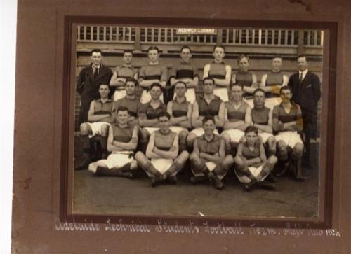 1926 Football - Melbourne