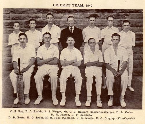 1940 Cricket