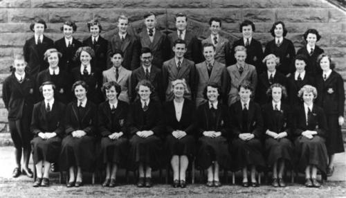 1952 Class Photos