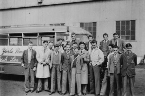 1953 Whyalla Trip (Boys)