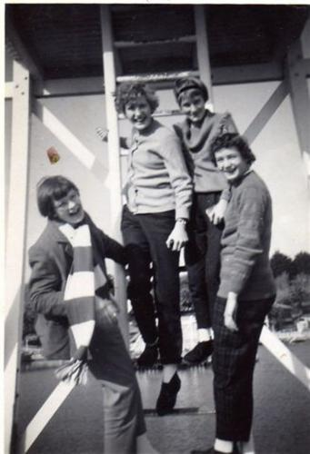 1959 Girls Melbourne Trip