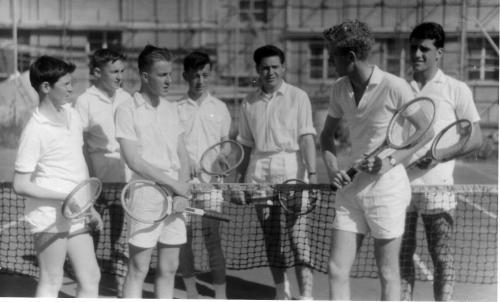 1961 Tennis (Boys)