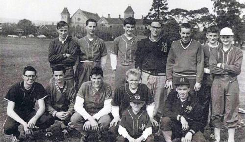 1962 Baseball