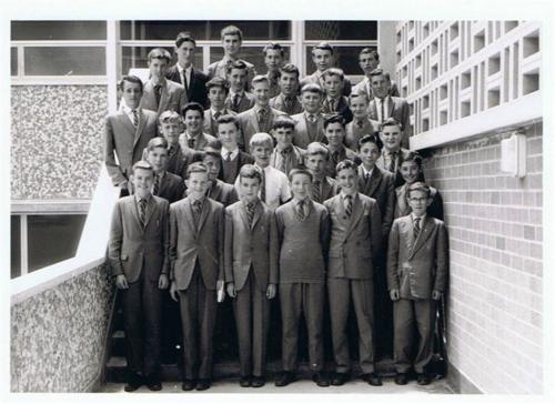 1963 2nd Year Tech B