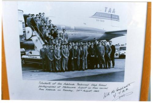 1965 Melbourne Trip (Boys)