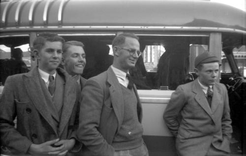 1949 Boys Trip to the West Coast